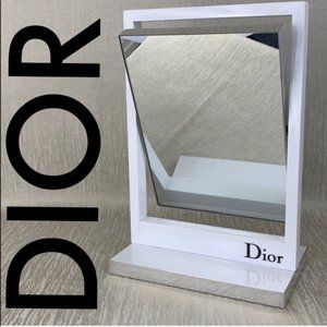DIOR CHEVAL TABLE TOP MIRROR 💯AUTHENTIC